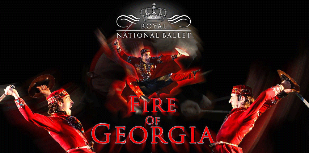 Royal National Ballet - Fire of Georgia
