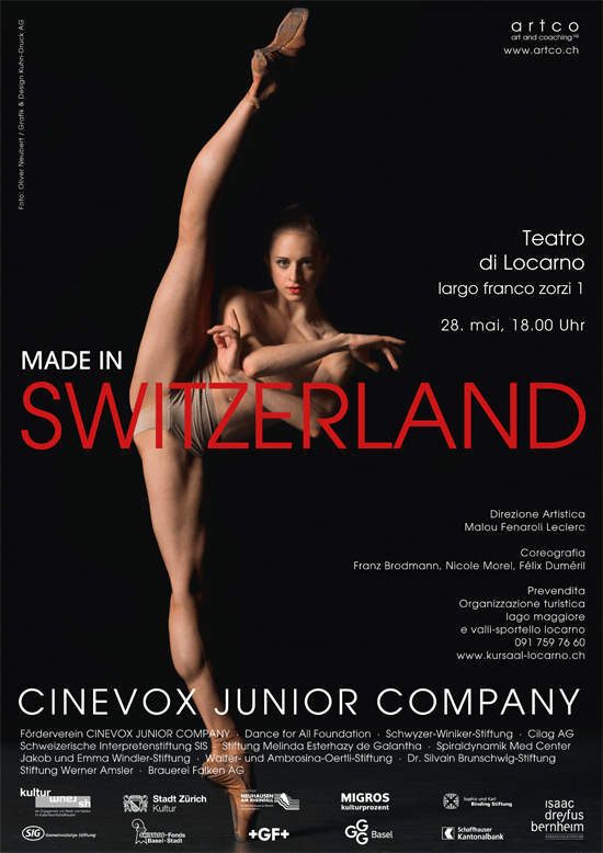 Cinevox Junior Company 2017